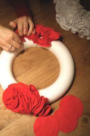 Die Schaubude ---Guter Stoff in Form gebracht---: Weihnachtliche Inspiration die Zweite oder auch der 2. Teil von ...bin ich noch ganz bei Sinnen ;)