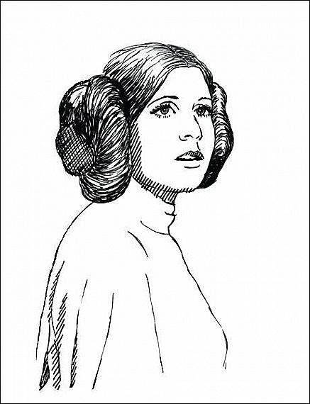 Prinzessin Leia Malvorlagen Princess Leia Colouring Pages Download Prinzessin Leia Malvorlagen Vorlagen Star Wars Fan Art Star Wars Artwork Star Wars Women