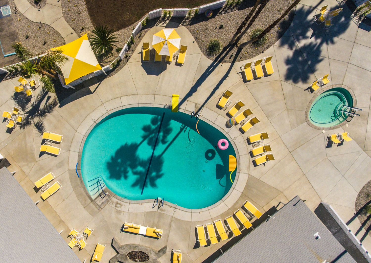 Palm canyon mobile club in 2020 tiny house pool area pool