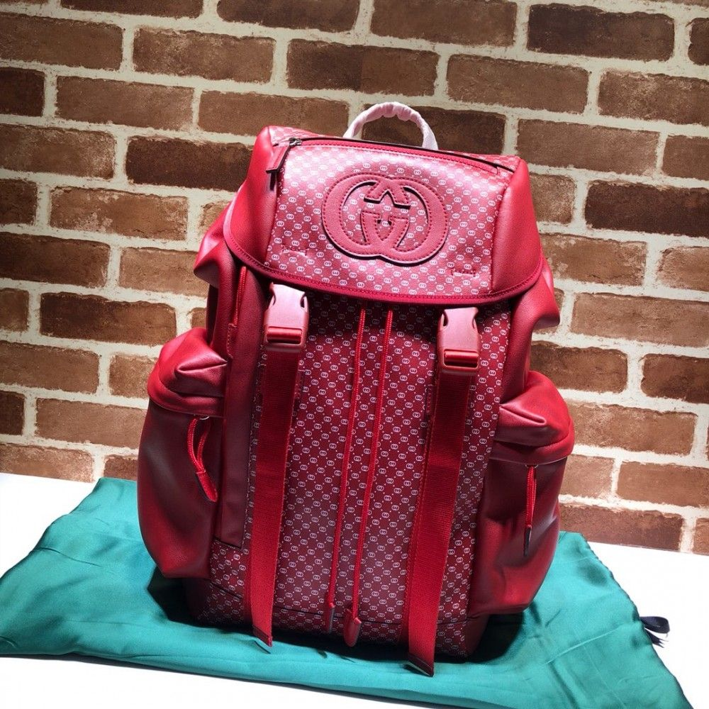 4dca4df3a976a7 Gucci-Dapper Dan backpack 536413 | Luxury Backpacks in 2019 ...
