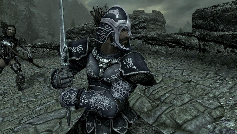 Wolf Armor | Skyrim Mods | Skyrim mods, Skyrim, Elder scrolls