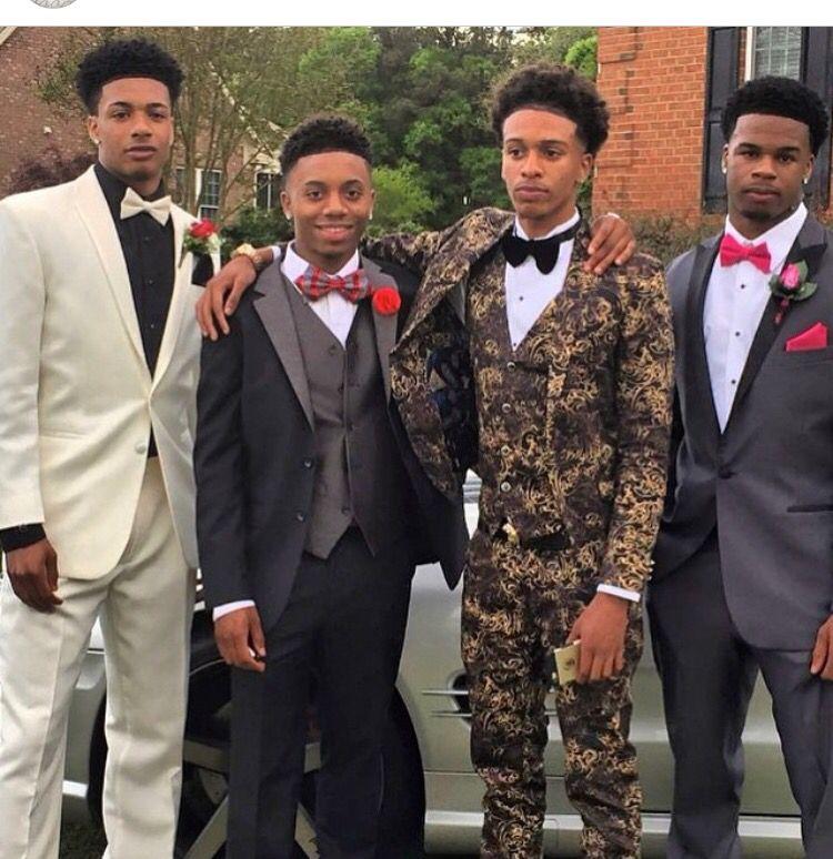 Jr Prom Boys
