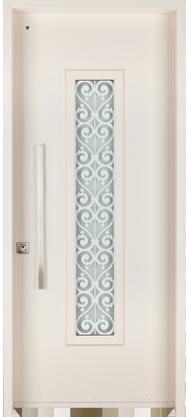 מפוארת דלת כניסה דגם ארנה - רב בריח | דלתות | Doors, Home, Home Decor TE-07
