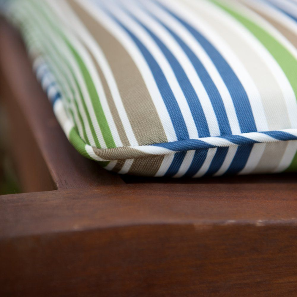 Coral Coast Classic 17 X In Outdoor Furniture Seat Pad