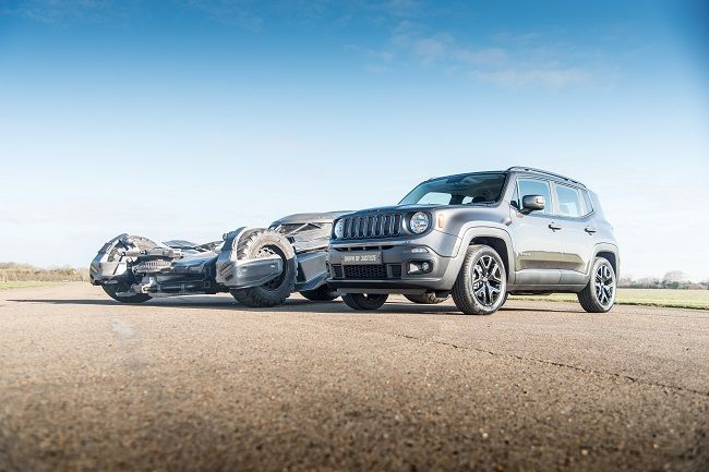 Jeep Launch Dawn Of Justice Renegade Jeep Jeep Renegade Jeep