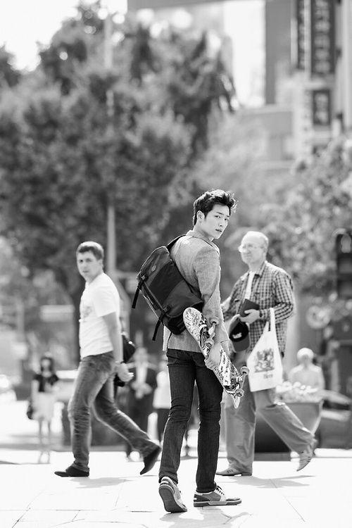 Seo Kang Joon -- the swag of this guy