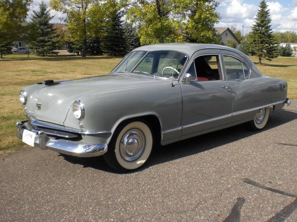 1952 kaiser traveler for sale hemmings motor news old for Hemmings motor cars for sale