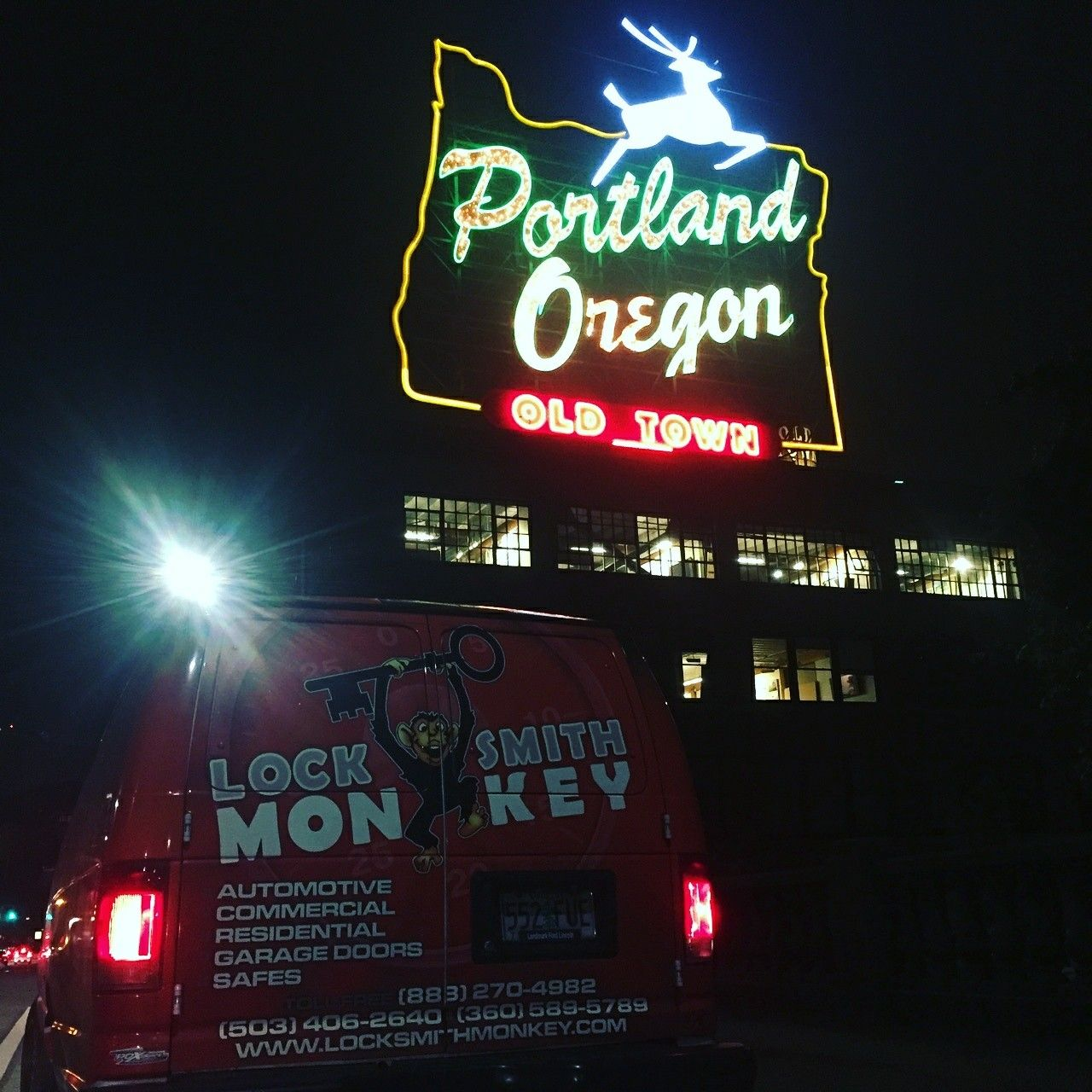 Home Portland, Old town, Mobile locksmith