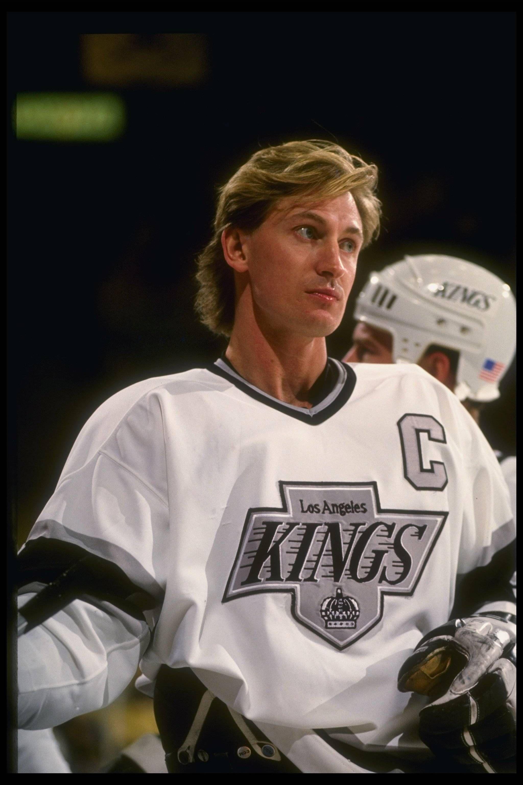 Wayne Gretzky Picture Gallery Wayne Gretzky La Kings Hockey Kings Hockey