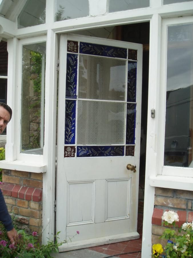 Victorian Stained Glass Door Stained Glass Pinterest Stained