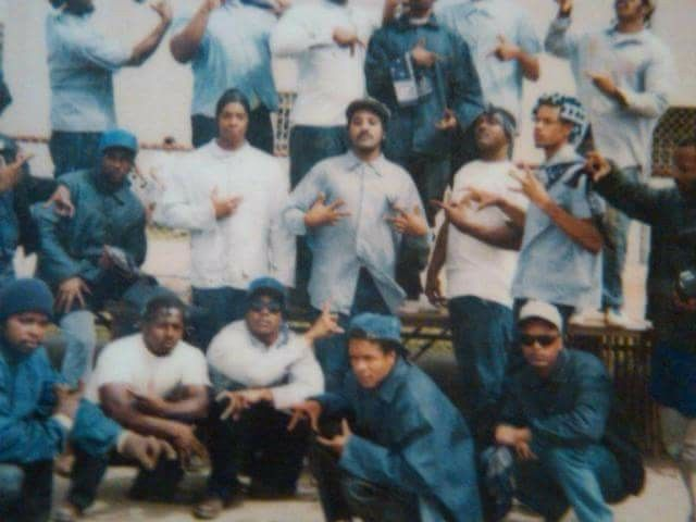 34 Years Ago O G Crips O G Pretty Boy West Side N Hood Rollin 60s Crips Standing In The Middle Gang Culture Thug Life Gang