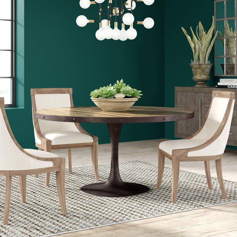 Amherst Solid Wood Dining Table Dining Table Solid Wood Dining