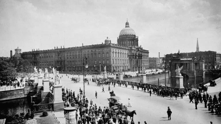 Stadtschloss 1913