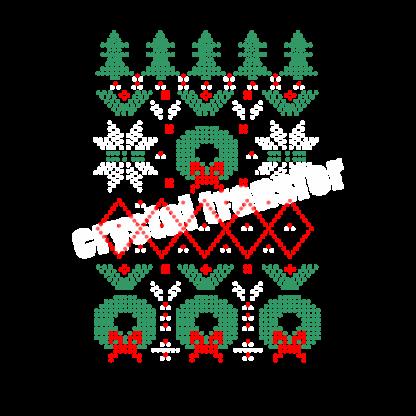Custom Christmas Deisign Rhinstone Heat Transfers for You