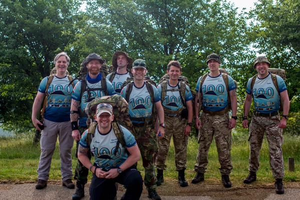 100 Peaks Challenge t shirts (@The100Peaks) by Scimitar Sports