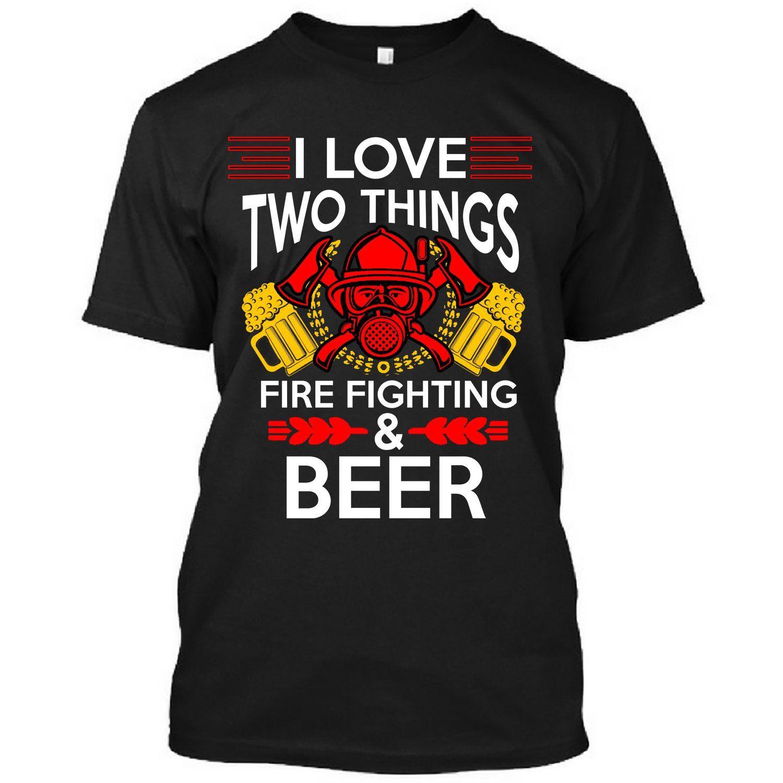 GOTT ZUR EHR DEM NÄCHSTEN ZUR WEHR Feuerwehr Männer T-Shirt Deutschland Polizei & Behörden