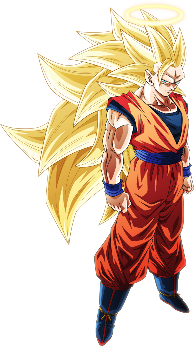 Super Saiyan 3 Goku 1 By Aubreiprince Dragon Ball Super Manga Dragon Ball Super Goku Dragon Ball Painting