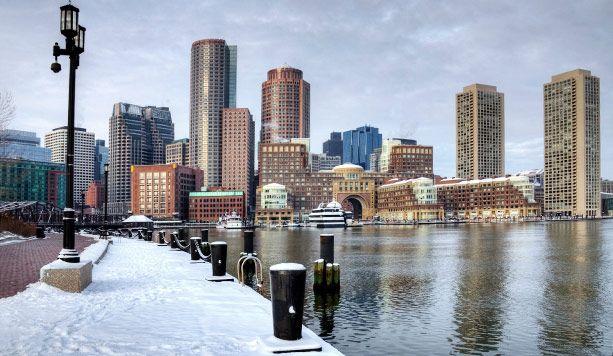 Winter in Boston, #Massachusetts #iGottaTravel