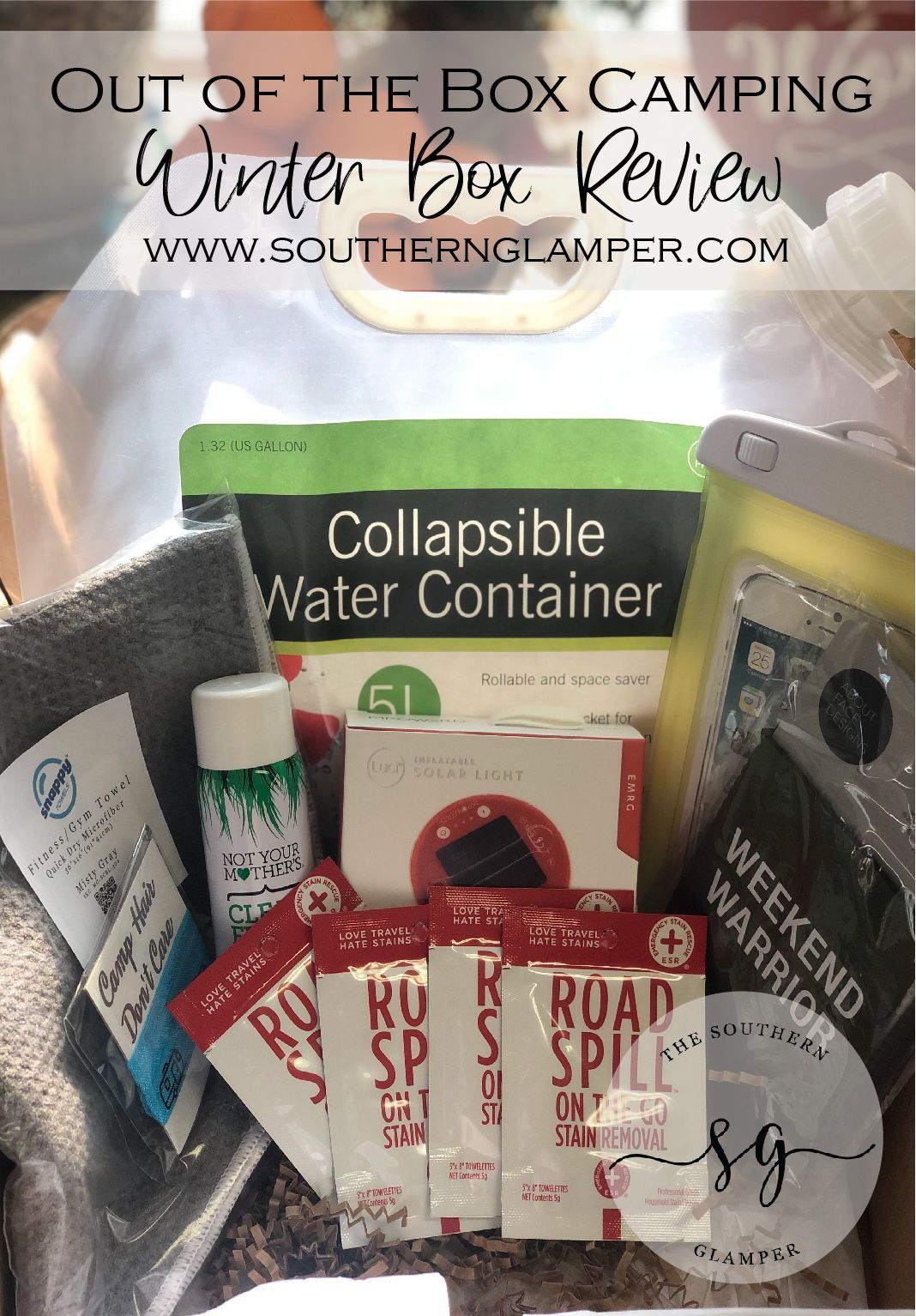 Photo of Camping Subscription Box Review