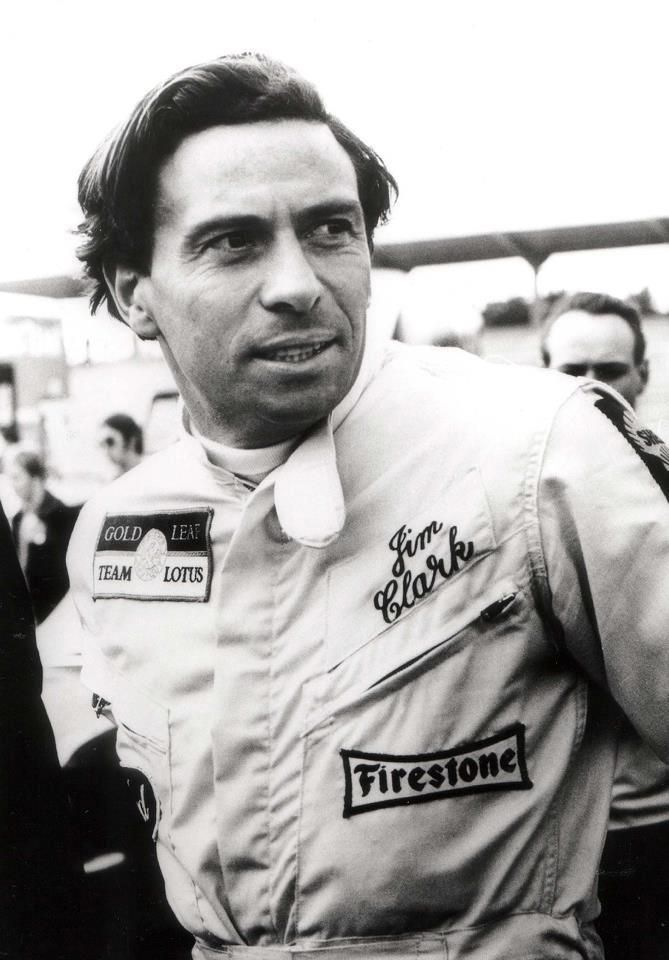 Jim Clark The Morning Of His Final Competition Race Cars Clark Jim