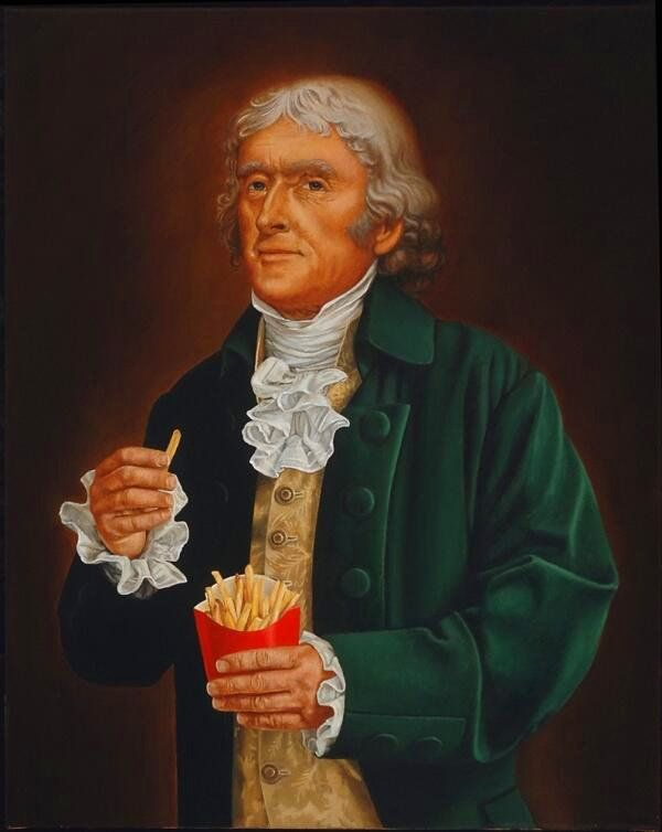 Thomas Jefferson Was The First To Bring French Fries To America