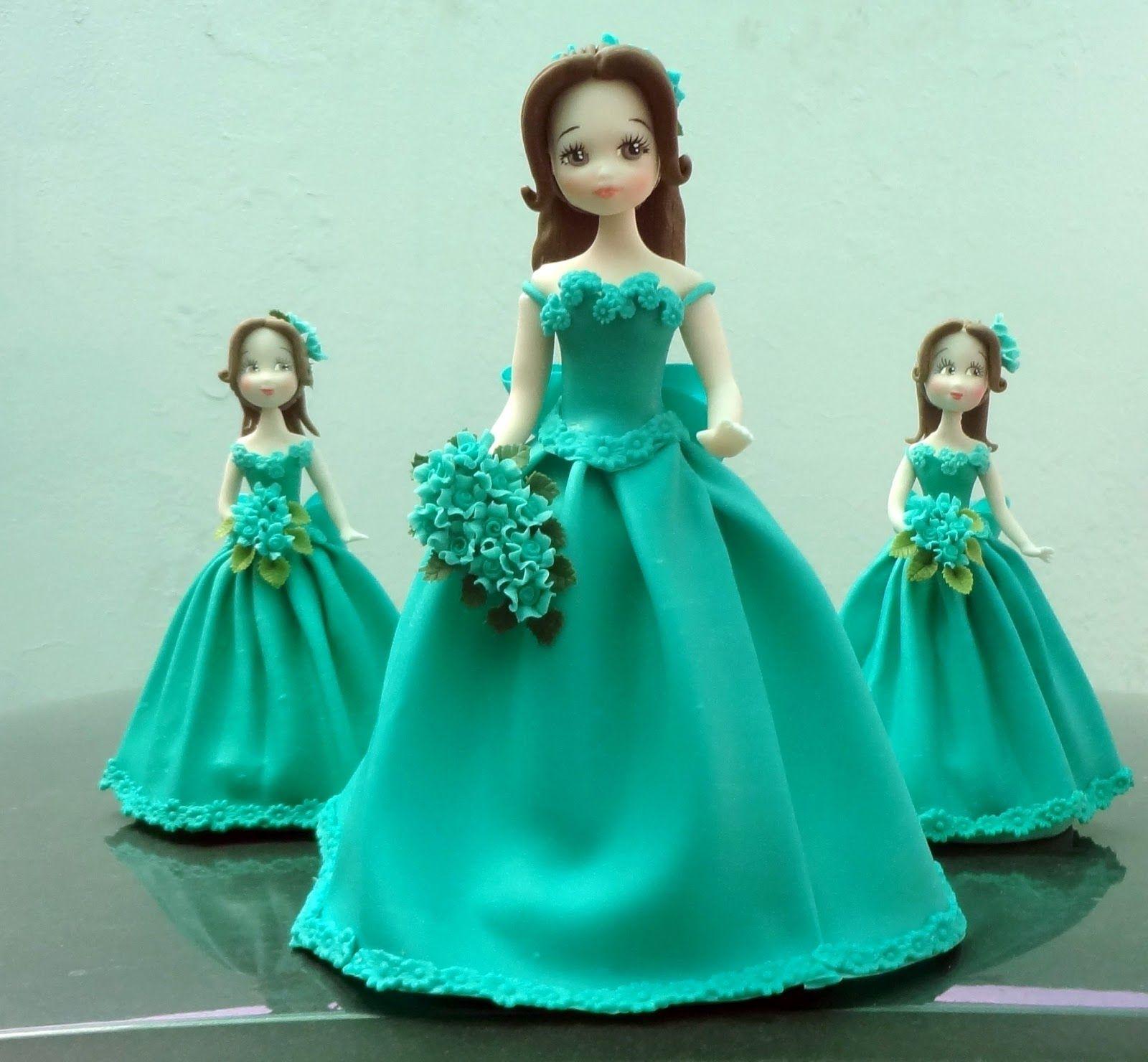 Resultado de imagen para quinceañeras en porcelana fria | Cerámica ...