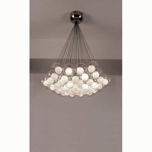 Hydrogen Thirty Seven Light Chandelier Plc Lighting Glass Shade Chandeliers Ceiling Lighti