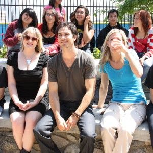 Ian and Kim! I love what you're doing with clean up California!