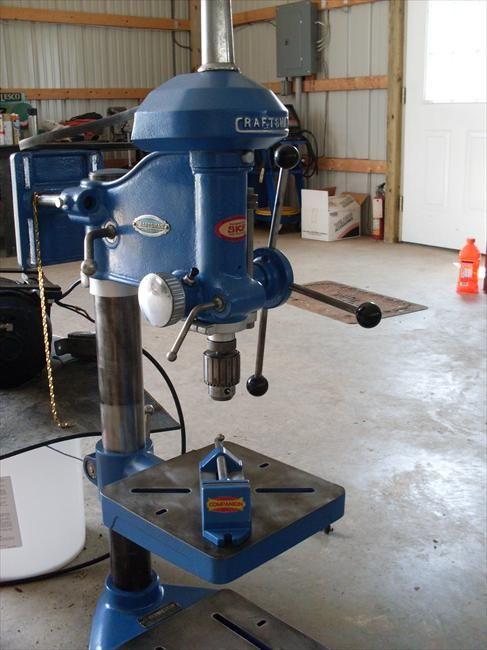 Atlas Press Company Drill Press