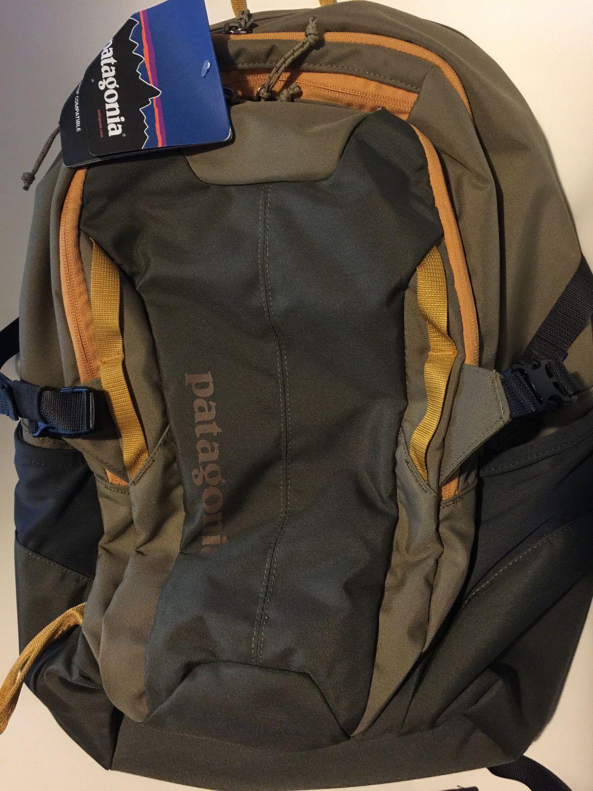0e25d965e NEW Patagonia Refugio 28L Transport Backpack - Ash Tan | eBay ...
