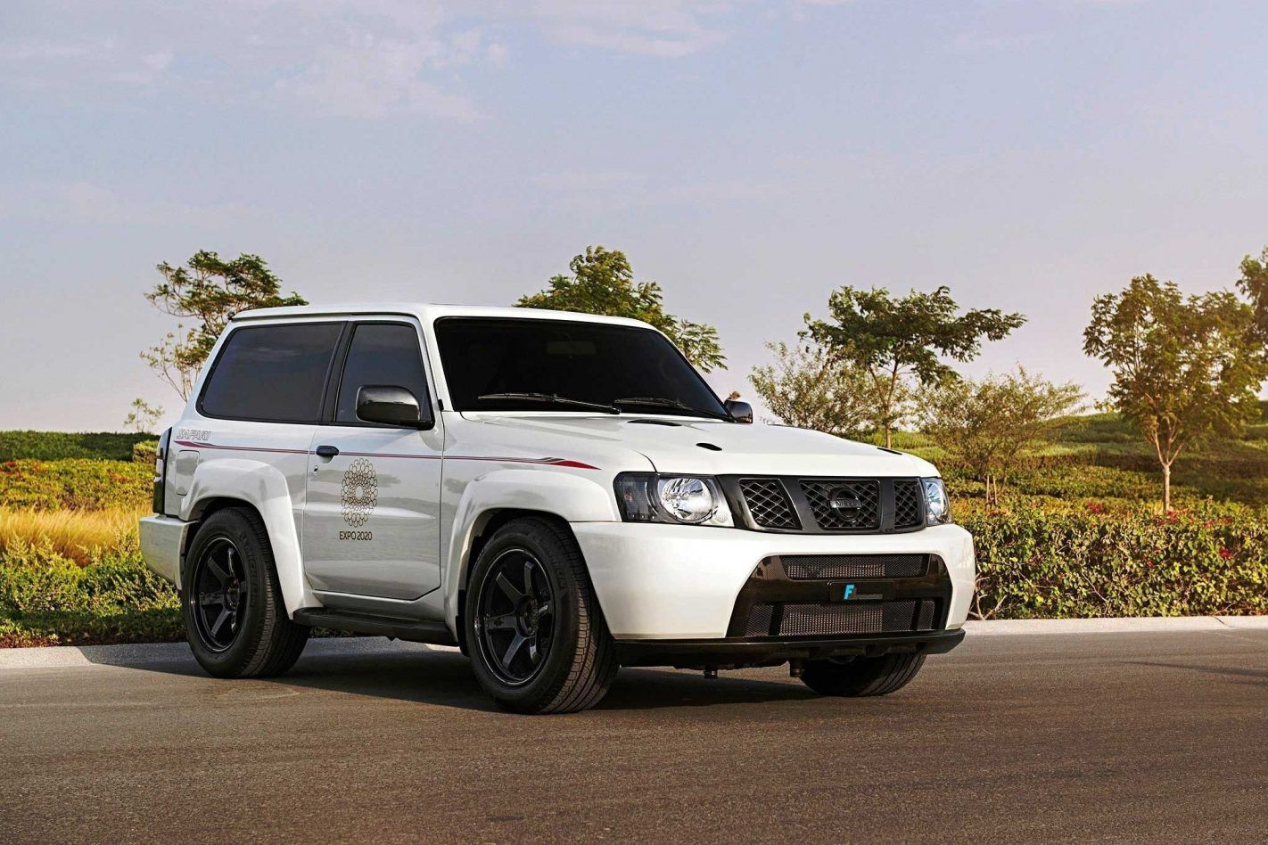 2020 Nissan Patrol Review Release Date Design Engine Price And Photos