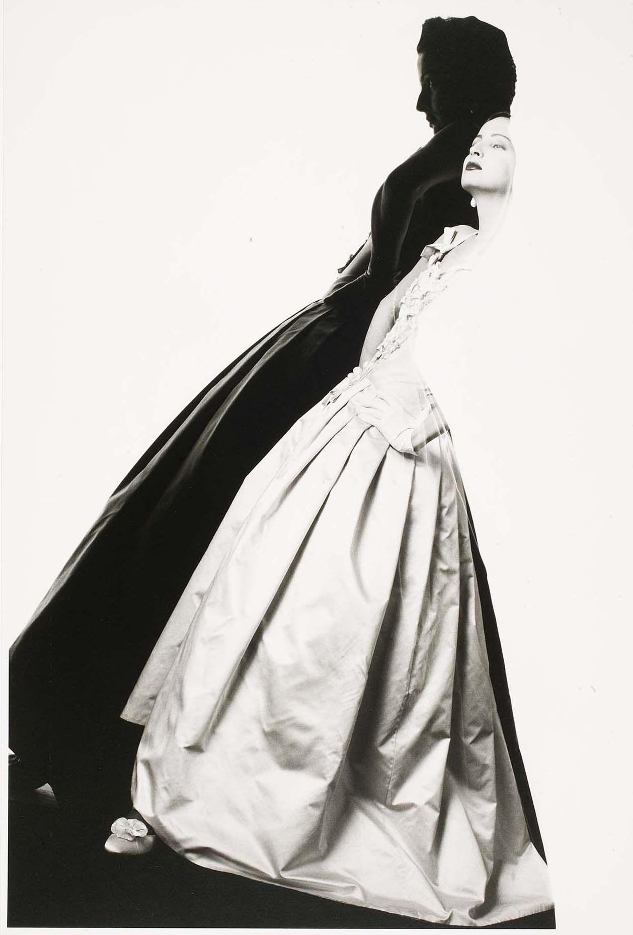 David Seidner, Betty Lago, Chanel, 1985