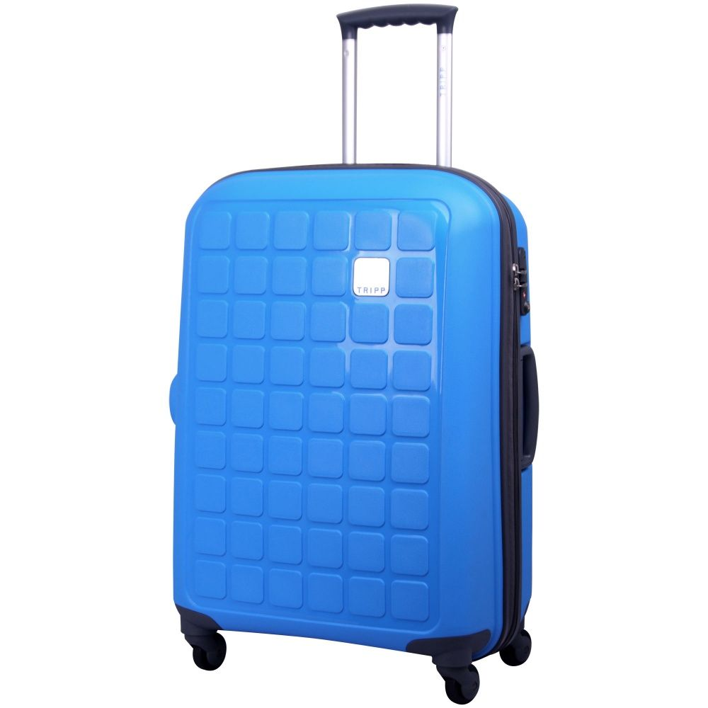 Tripp Star Lite 4- Wheel Large Suitcase Aqua. | Luggage ...