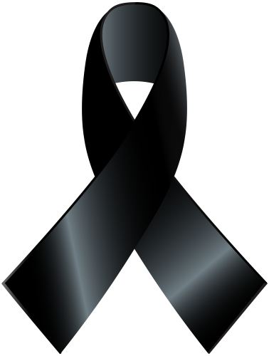 Black Awareness Ribbon Png Clip Art Black Awareness Ribbon Png Awareness Ribbons