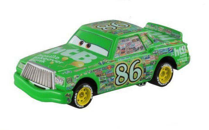 Takara Disney Pixar Cars Lightning Metal Diecast Vehicle Kid Collect Toy Loose