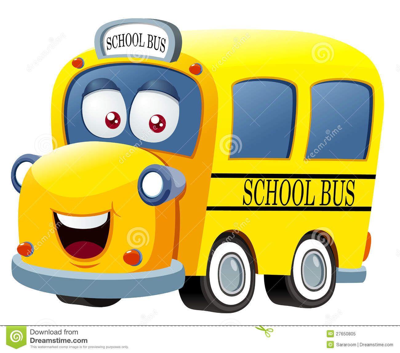School Bus Cartoon 27650805 Jpg 1300 1146 With Images Cute