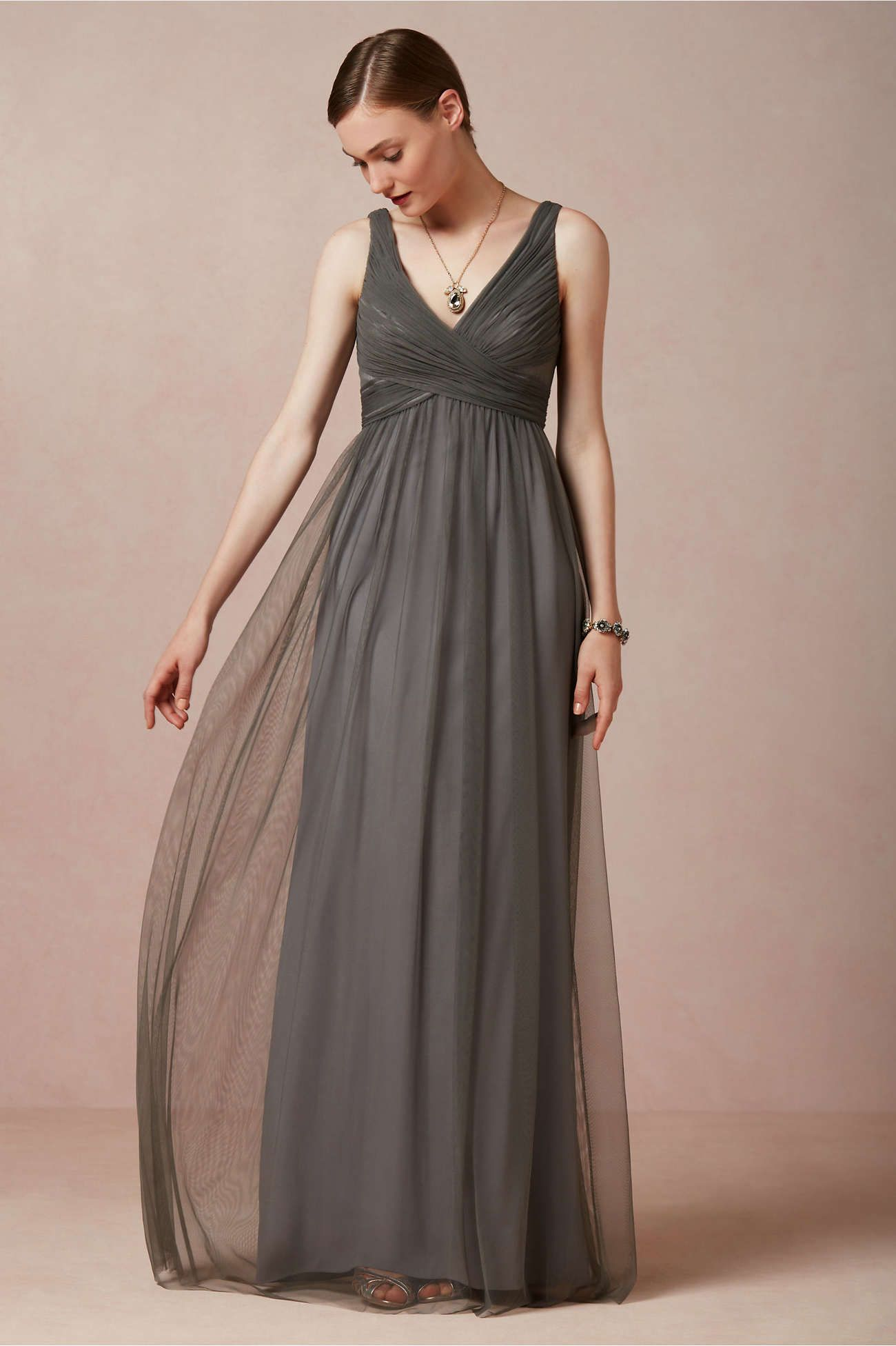 Long-Chiffon-Bridesmaid-dress | Chiffon Bridesmaid Dress ...