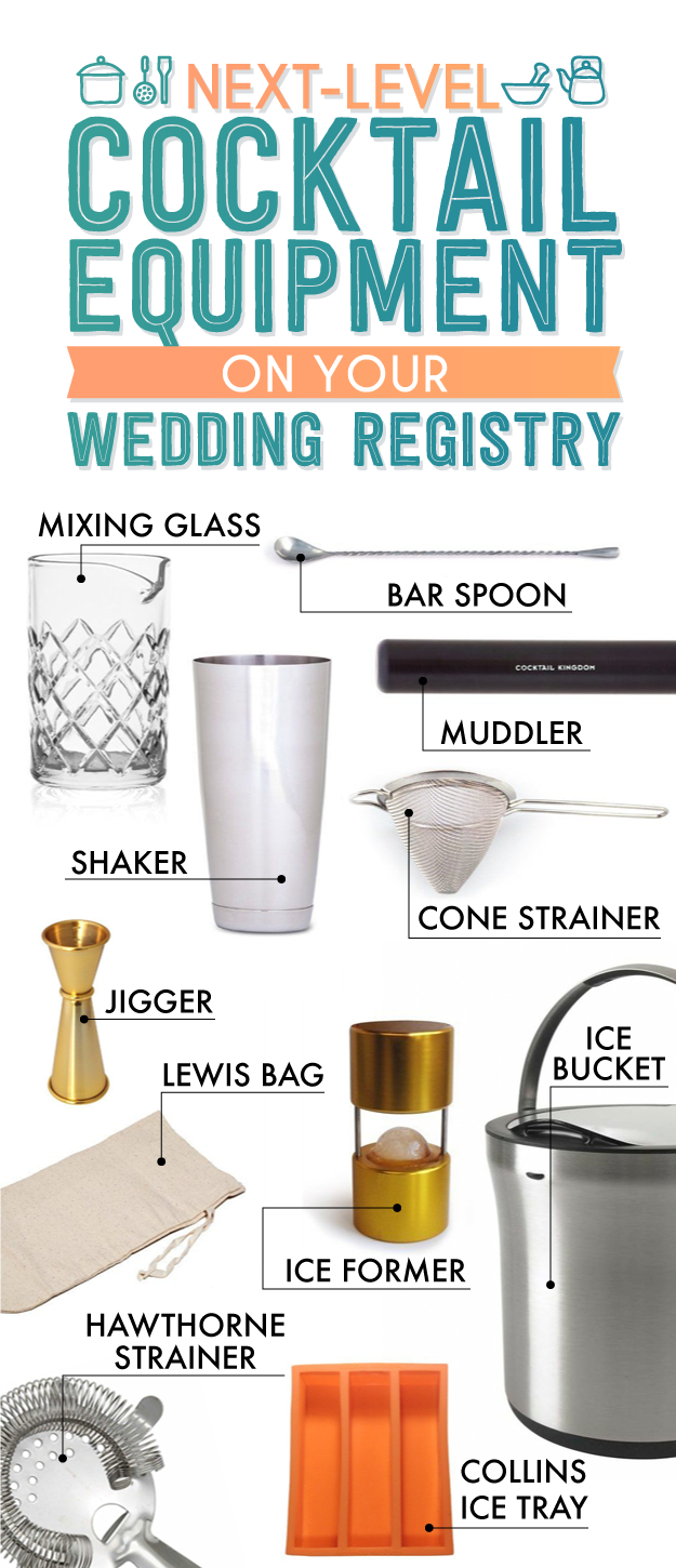 The Essential Wedding Registry List For Your Kitchen
