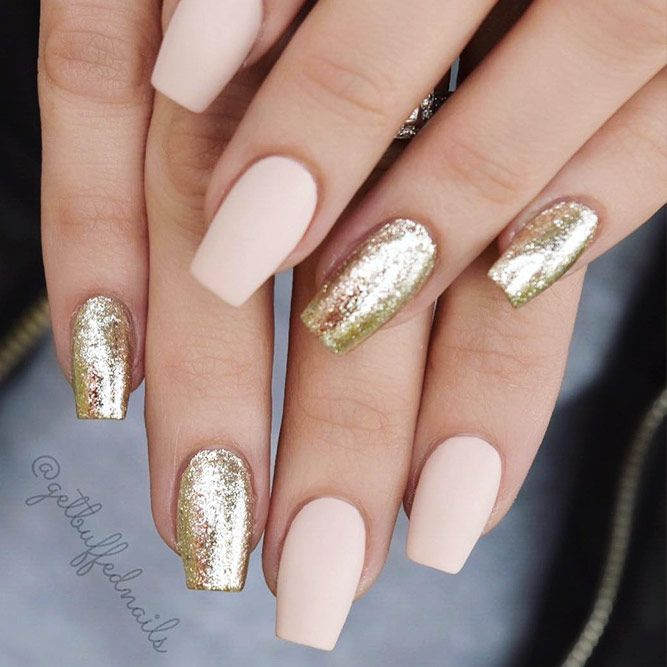 27 Nude Nails Designs For A Classy Look Nails Pinterest Nude