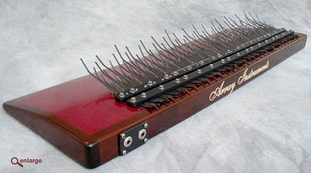 The Array Mbira: DREAMIN'!!!!!!!!!!!!!!!
