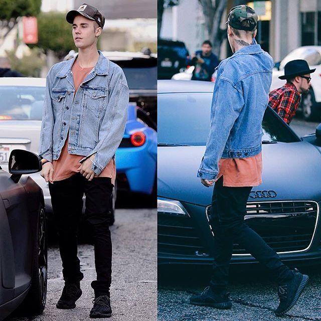 ADIDAS YEEZY BOOST 350 BLACK ? 2.0 kanye west Justin Bieber