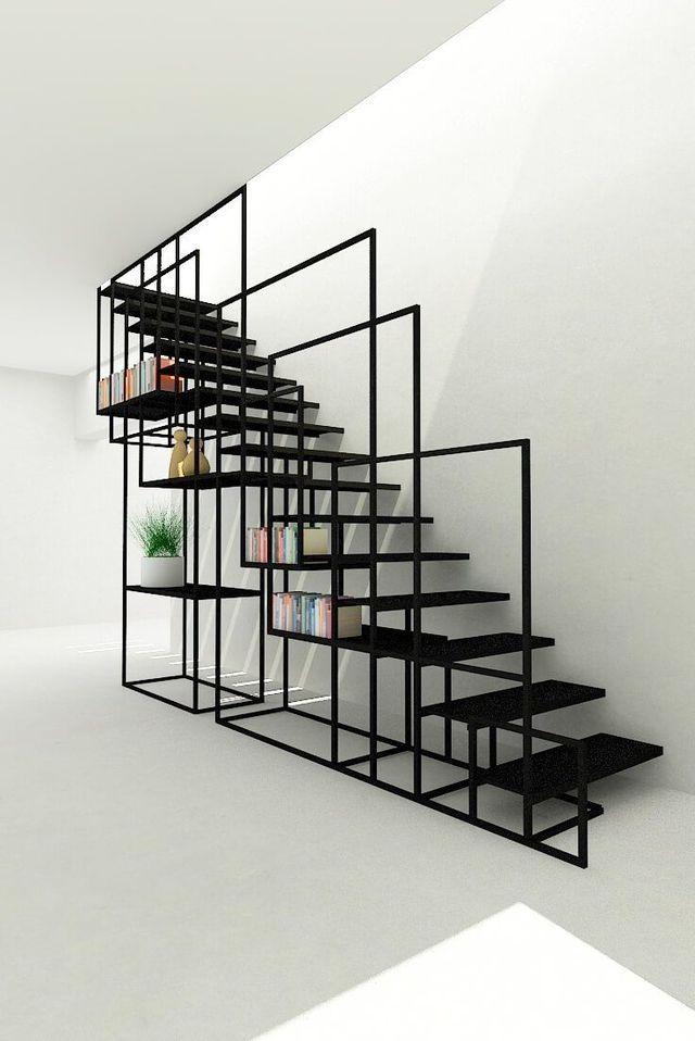 escalier garde corps et rambarde d co pour l 39 int rieur. Black Bedroom Furniture Sets. Home Design Ideas