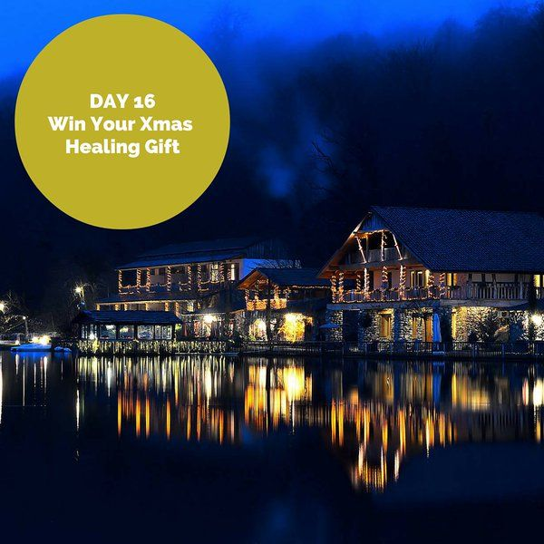 #Day16 Win a 1 night voucher at Lopota Lake Resort & Spa , ‪#‎Georgia‬