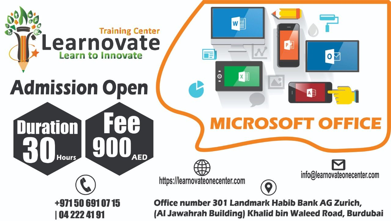 Visit Learnovate Training Center Or Call Us Learnovate