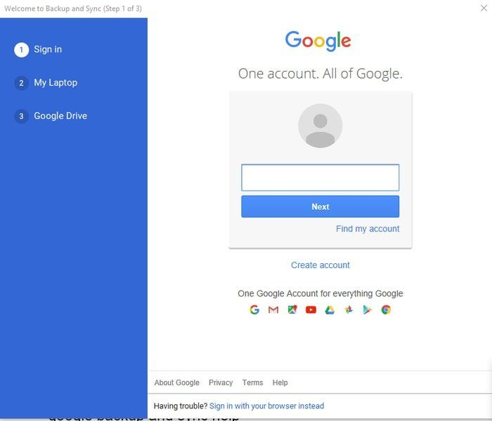 Google Drive Desktop App for Backup and Sync How to Best