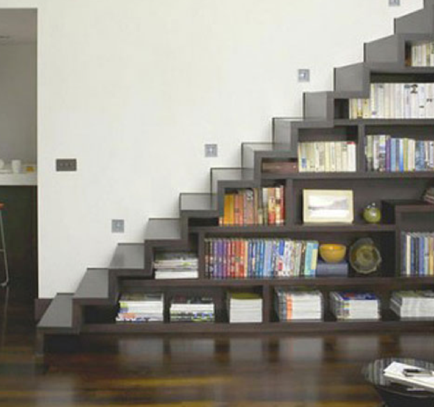 This Would Be Cool With Different Little Stair Shaped Doors Of Different  Sizes, Like