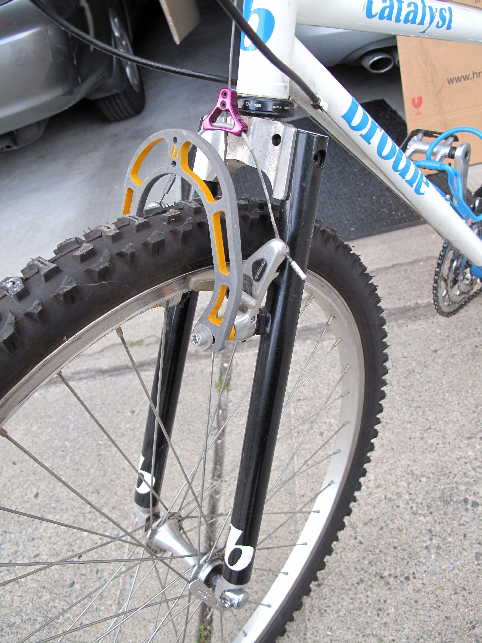1993 Brodie Rigid Fork Retro Bike Cool Bikes Vintage Bikes