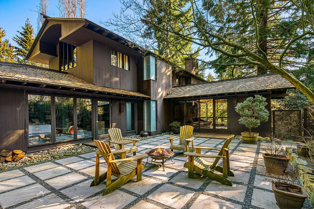 Photo 11 of 13 in A Midcentury Home Nestled in a Pacific ...