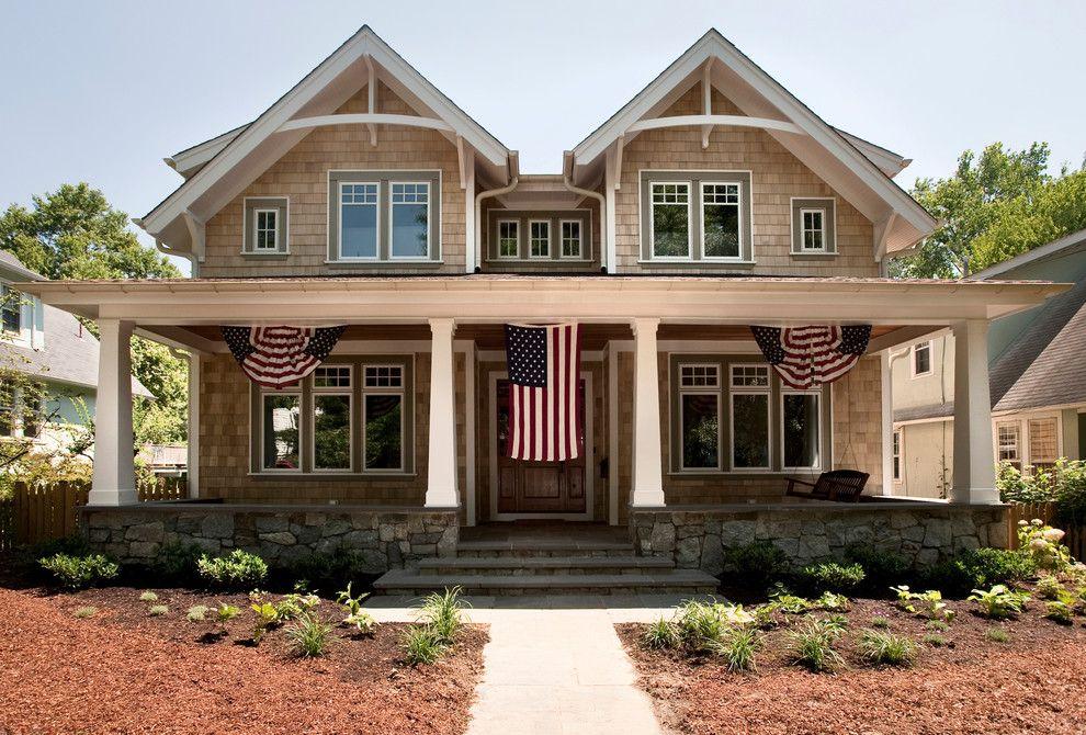 Craftsman Home Exterior Design Pictures Remodel Decor