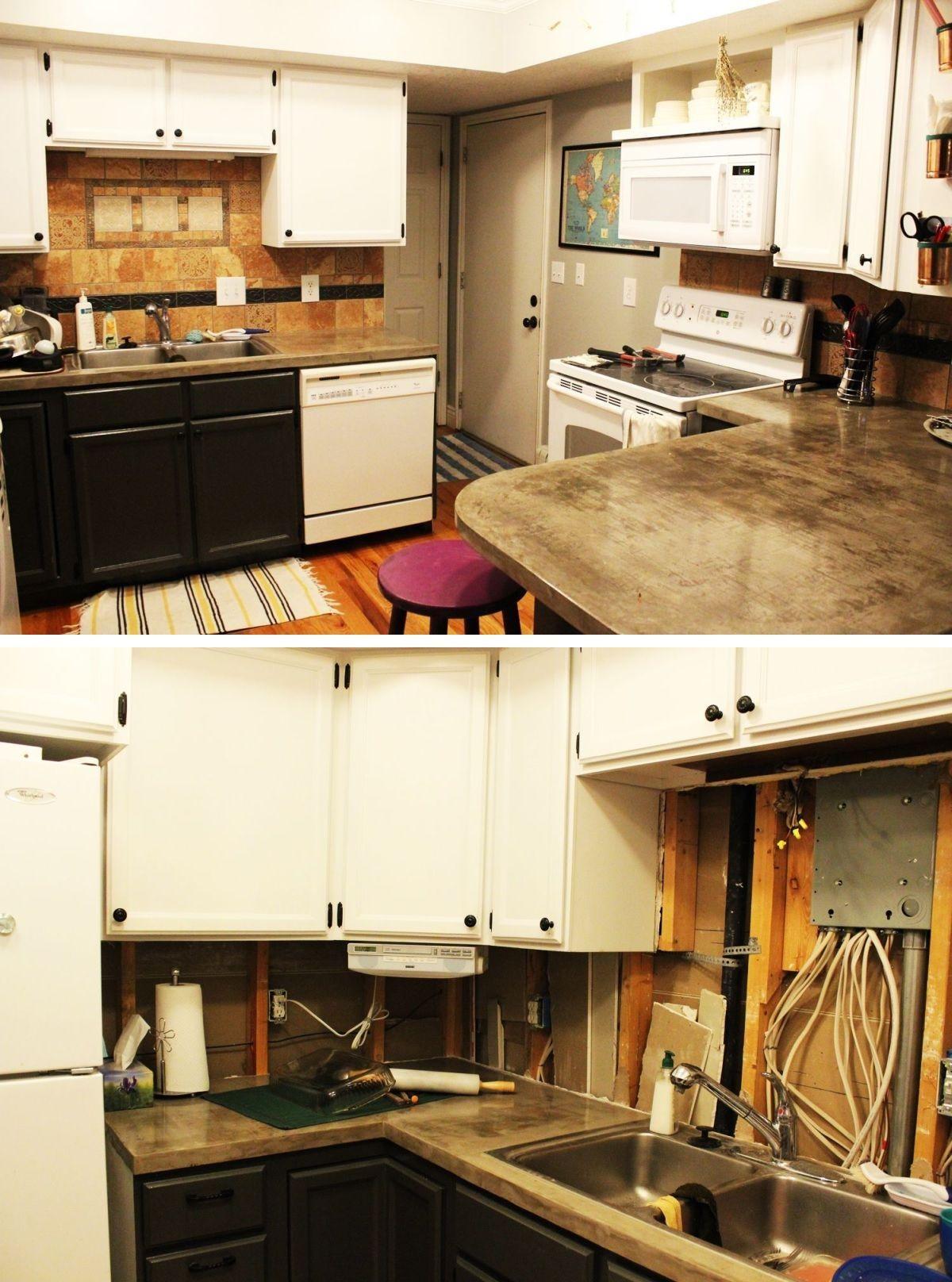 How to remove kitchen tile backsplash kitchen backsplash